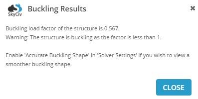 Buckling | SkyCiv Documentation