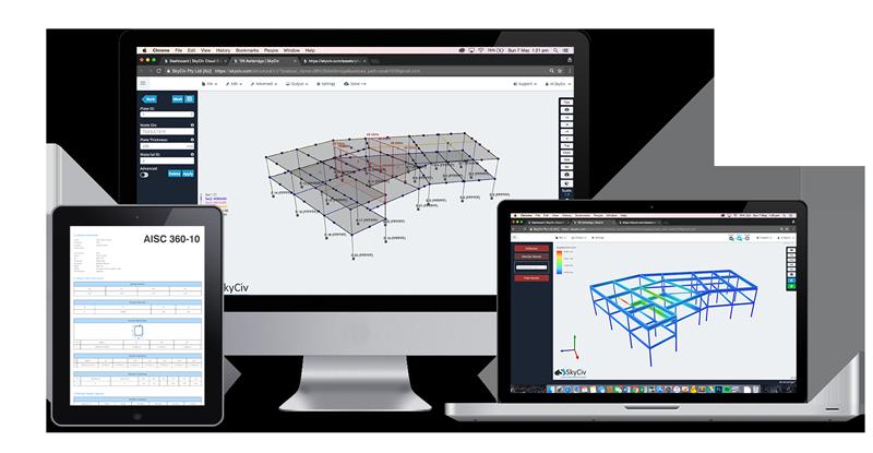 Home Design Online Software 3d Autodesk Homestyler Online Skyciv Cloud Engineering Software 3d