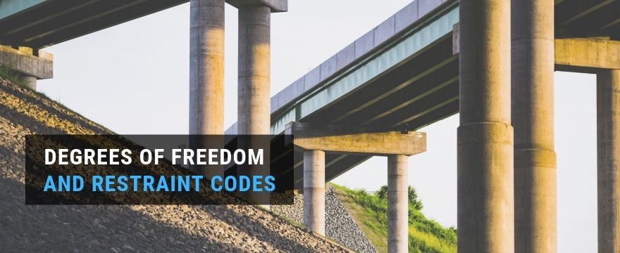 Degrees of Freedom and Restraint Codes