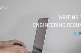 Write your Engineering Resume in 5 Steps