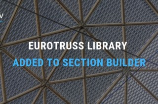 EuroTruss Library Added to Section Builder