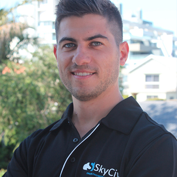 Sam Carigliano, PEng CEO and Co-Founder of SkyCiv