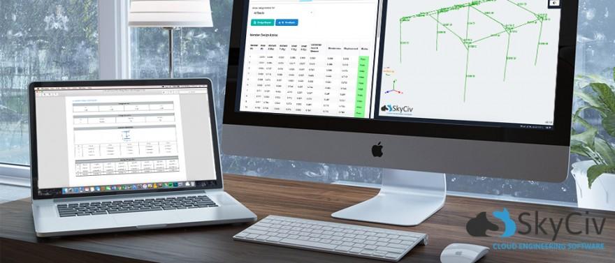 SkyCiv-Structural-Design-Software-Mockup-1