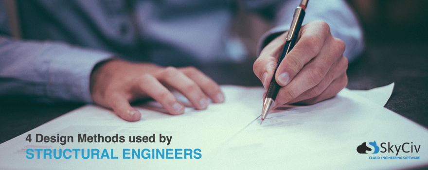 Design methods used by structural engineers banner