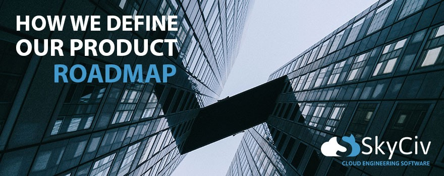 Blod article header of how we define our product roadmap