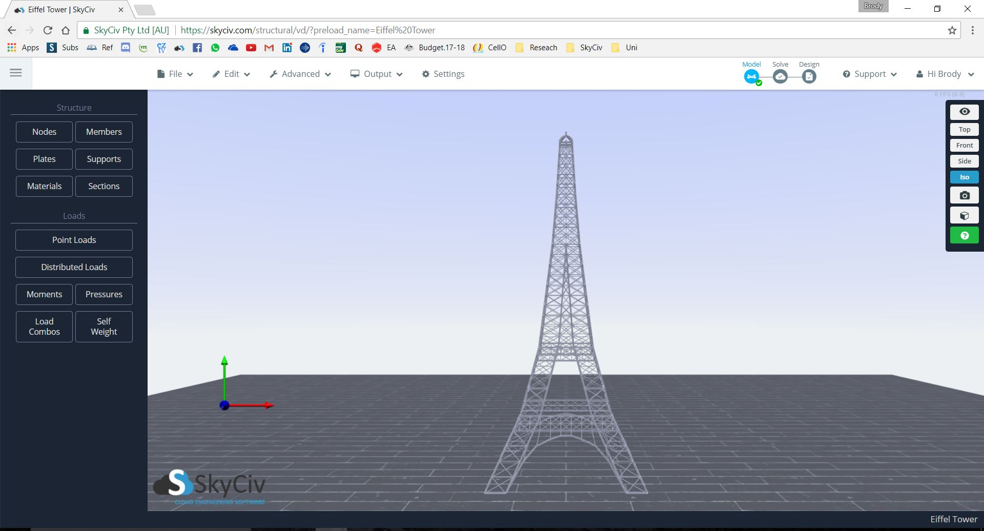 effel tower statics analisis Paris essays and research papers | examplesessaytodaybiz studymode - premium and free essays, term papers & book notes  eiffel tower (tour eiffel).