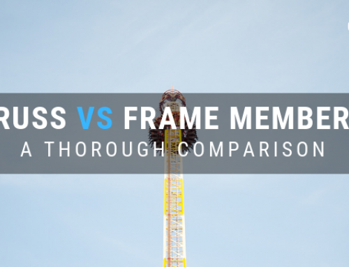 Difference Between Truss and Frame Members