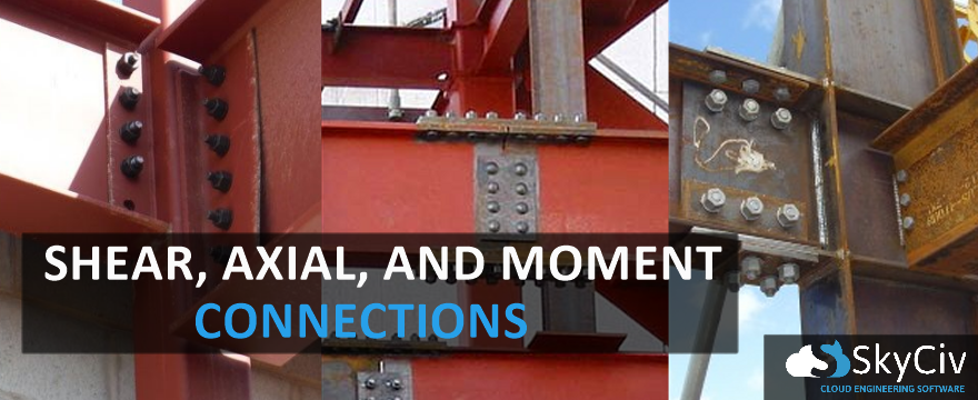 shear-axial-moment-structural-steel-connections