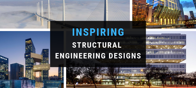 INSPIRING STRUCTURAL ENGINEERING DESIGNS