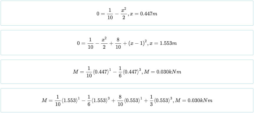 How to Calculate an Indeterminate Beam - 7