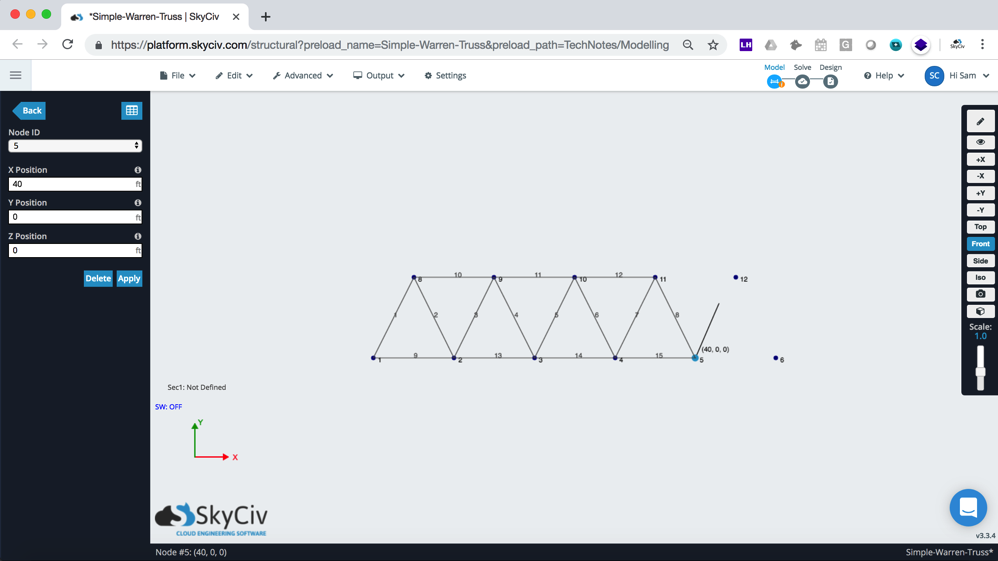 how-to-model-truss-2