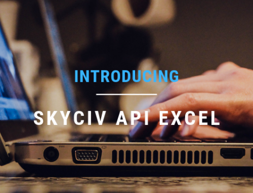 Introducing: SkyCiv API-Excel
