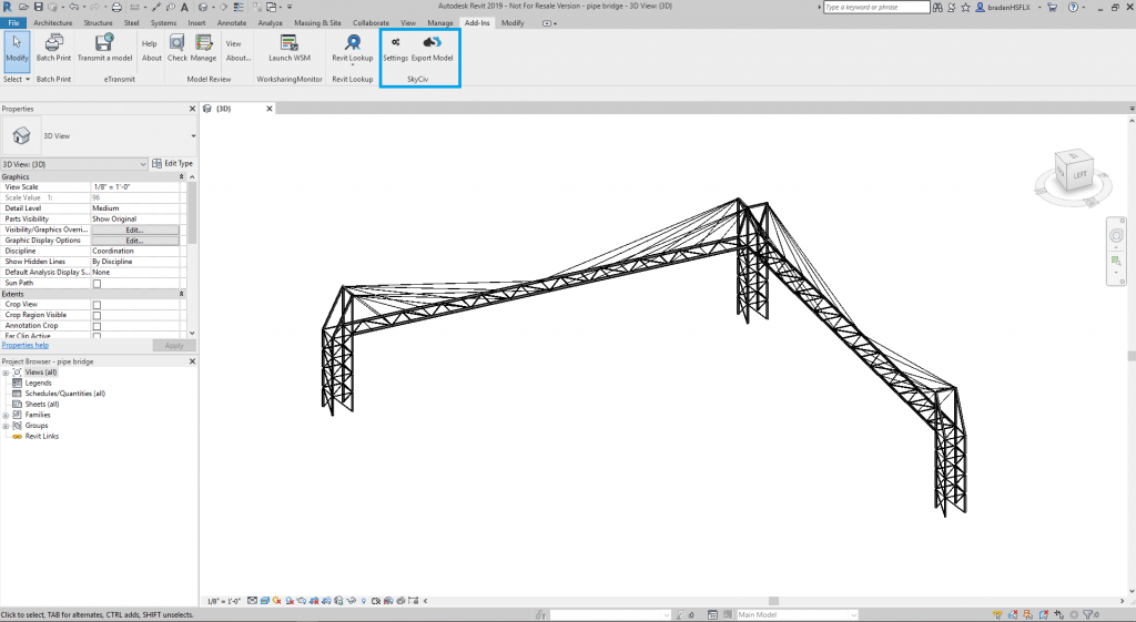 Import Excel To Revit 2019