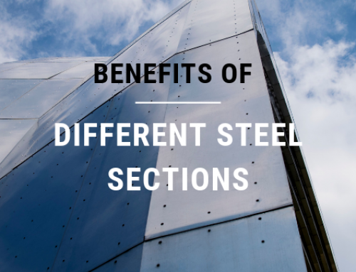 Benefits of Different Steel Sections