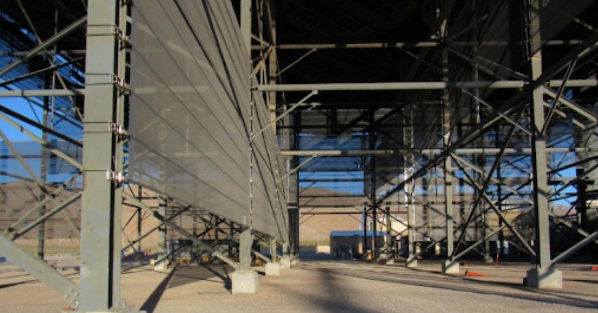Apex Power Plant Case Study Close Up