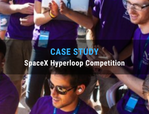 Case Study: SpaceX Hyperloop Competition