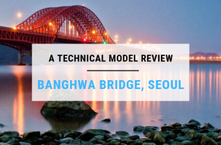 A technical model review Banghwa Bridge, Seoul