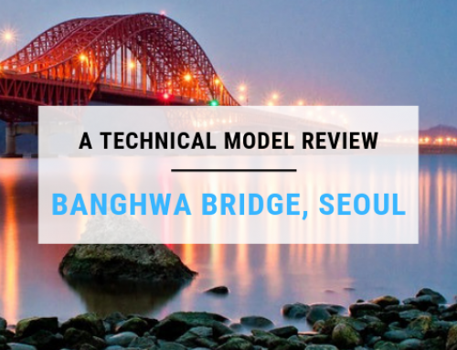 A technical model review: Banghwa Bridge, Seoul
