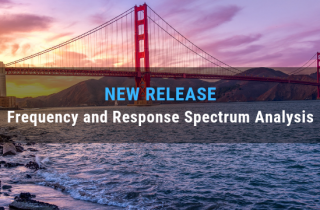 frequency and response spectrum analysis
