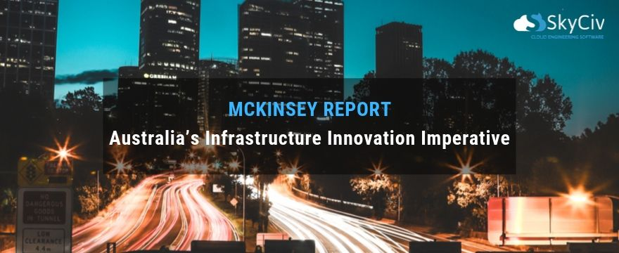 McKinsey Report Australia's Infrastructure Innovation Imperative