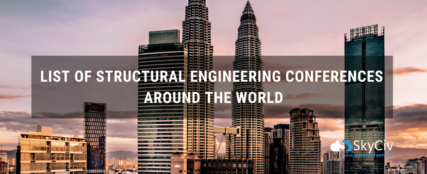 list of structural engineering conferences around the world