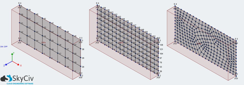 pinned-at-corners-model
