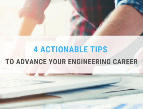 4 Actionable Tips to Advance your Engineering Career