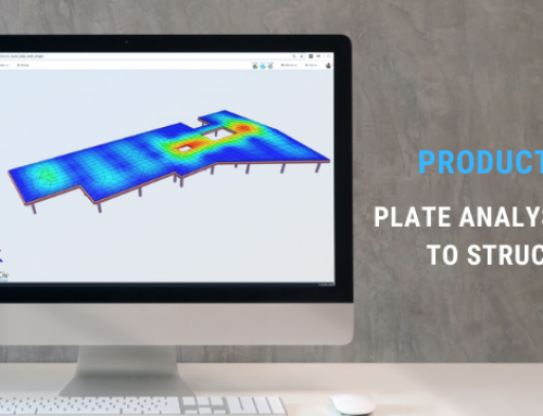 Plate Analysis Upgrades to S3D