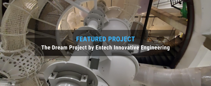 SkyCiv Featured Project, Dream Project, Entech Innovation