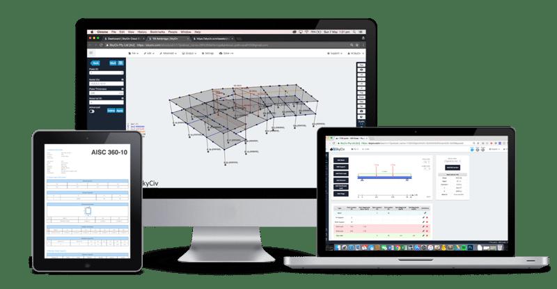 Mac Friendly Software for Engineers SkyCiv