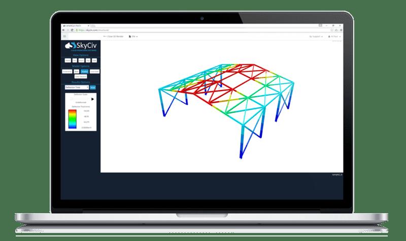 SkyCiv Hanger Design Case Study