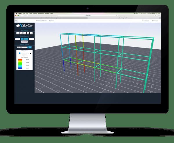 SkyCiv Scaffolding Structural 3D software