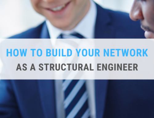 How to Build your Network as a Structural Engineer