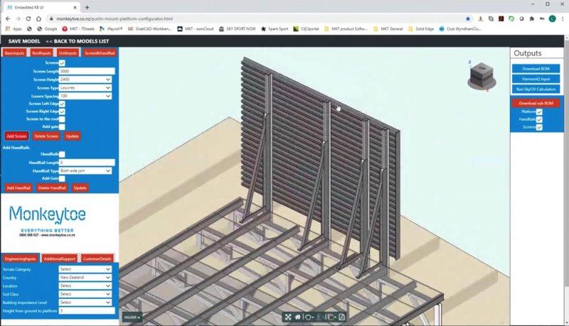 API Automating Platform Design