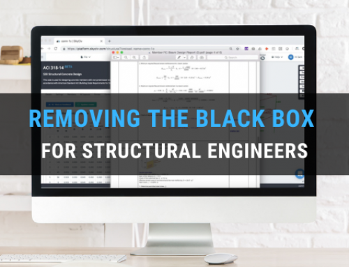 Removing the Black Box for Structural Engineers