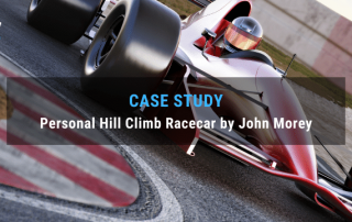 skyciv case study: Personal Hill Climb Racecar by John Morey