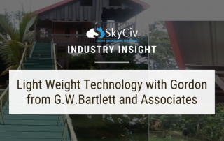 Industry Insight: Light Weight Technology with Gordon from G.W.Bartlett and Associates