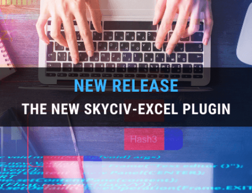 Announcing the New SkyCiv for Excel Plugin