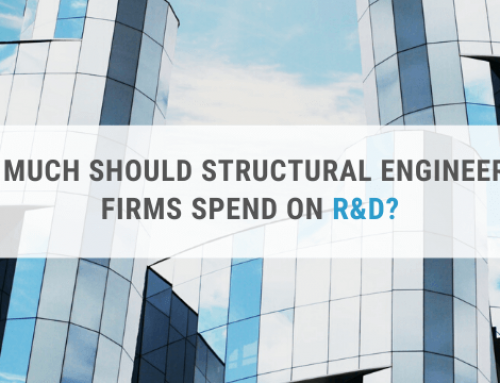 How Much Should Structural Engineering Firms Spend on R&D?
