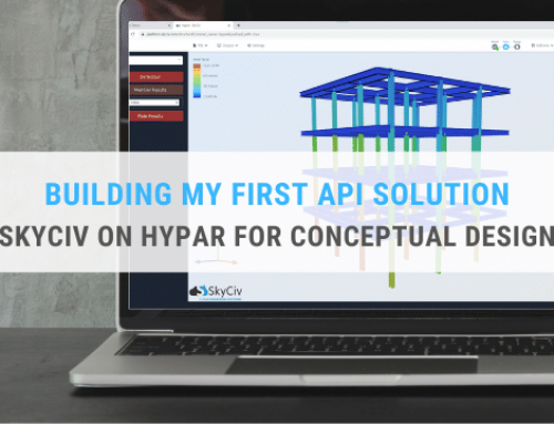 Building My First API Solution – SkyCiv on Hypar for Conceptual Design