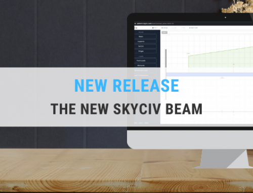 The New SkyCiv Beam