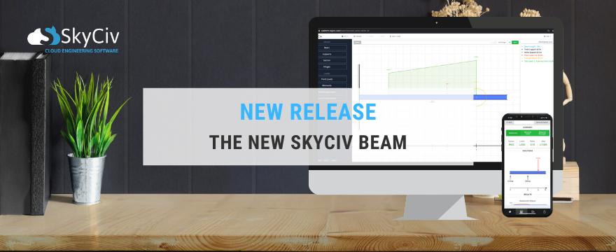 new skyciv beam