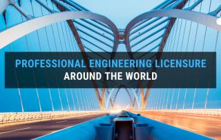 Professional Engineering Licensure Around the World