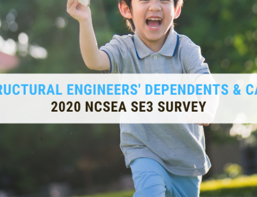 Structural Engineers' Dependents & Care; 2020 NCSEA SE3 Survey