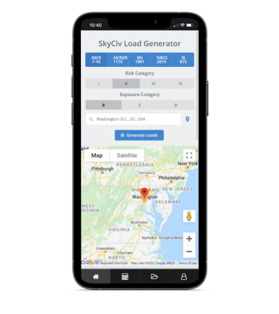 skyciv has a structural analysis and design mobile app for apple ios and android devices