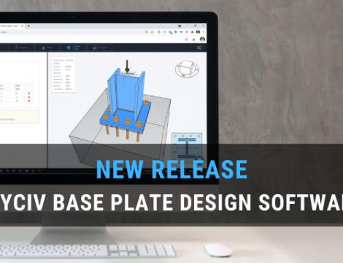 SkyCiv Releases Base Plate Design Software for US, Australia and European Design Standards