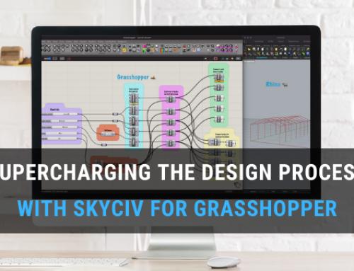 Supercharging the Design Process with SkyCiv for Grasshopper
