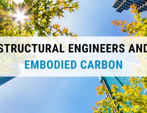 Structural Engineers and Embodied Carbon