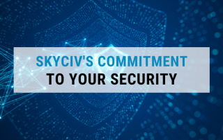 SkyCiv's commitment to user security