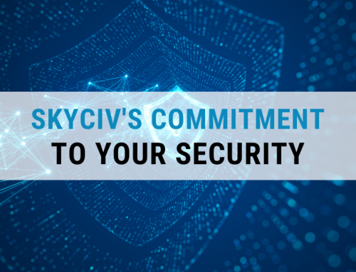 SkyCiv's Commitment to Your Security